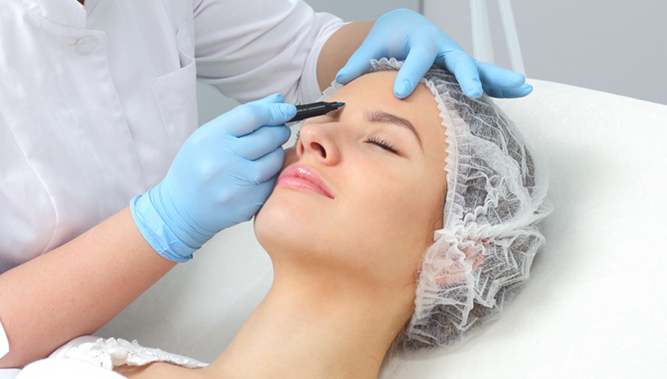 Eyebrow Lift Surgery Beverly Hills